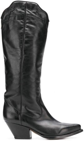 Elise western boots