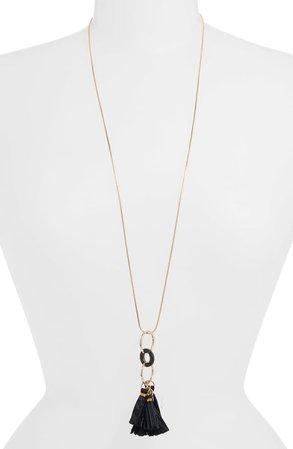 Akola Tassel Pendant Necklace | Nordstrom