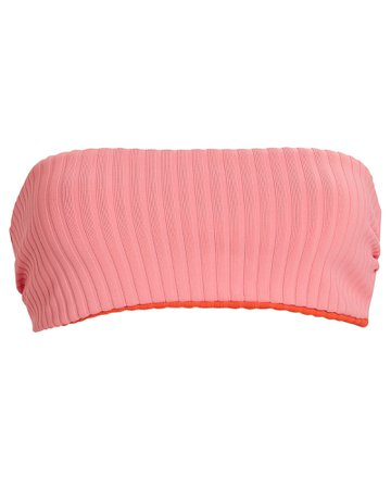 Solid & Striped Annabelle Bandeau Bikini Top | INTERMIX®