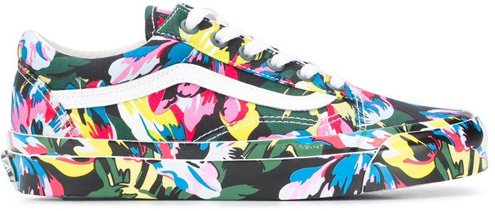 x Vans floral print Old Skool sneakers