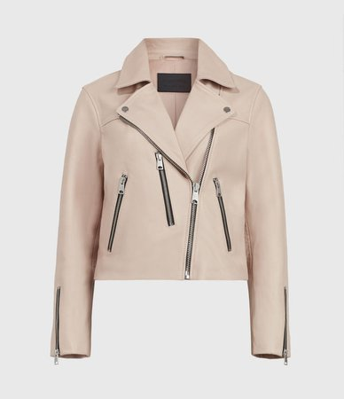 Women's Leather Jackets | Leather Biker Jackets | ALLSAINTS