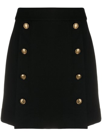 Givenchy button-front Skirt - Farfetch