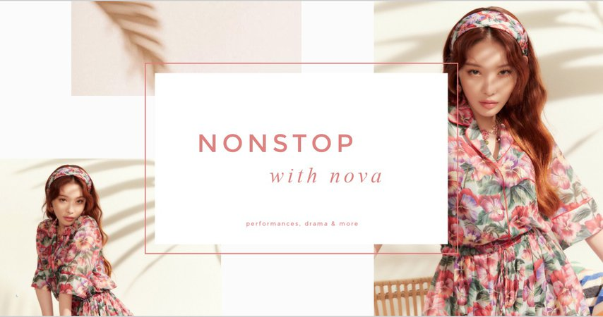 nonstop nova logo - for @therealnova by @cloud9_offic
