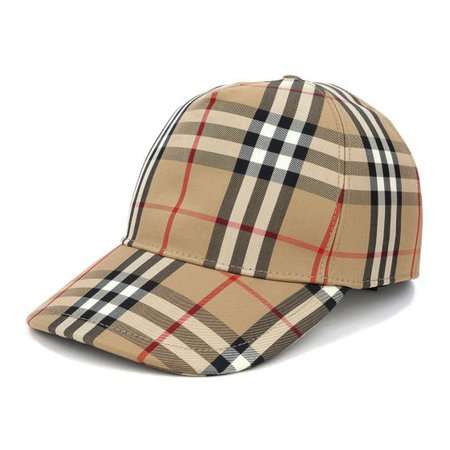 BURBERRY A:MH TRUCKER CAP / A7026 : ARCHIVE BEIGE