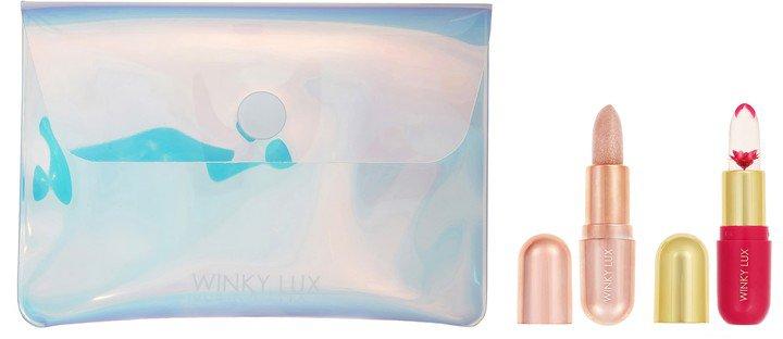 Pink Bubbly Lip Set