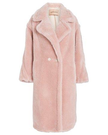 Wool Teddy Coat
