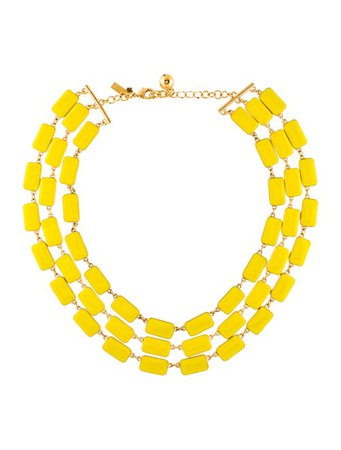 Kate Spade New York Park Guell Multistrand Necklace - Necklaces - WKA104870 | The RealReal