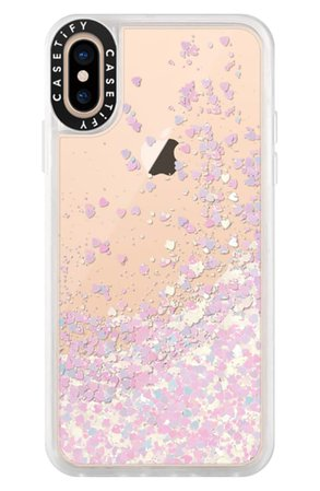 Casetify Glitter iPhone X/Xs/Xs Max & XR Case   Nordstrom