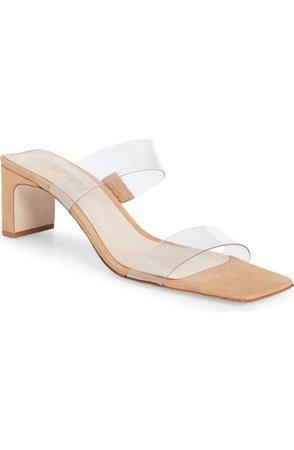 Schutz Taina Slide Sandal (Women) | Nordstrom