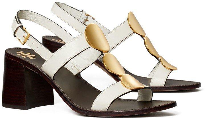 Patos Multi-Disk Heeled Sandal