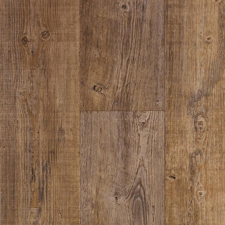 Weathered Plank Natural Background