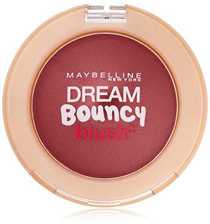 Maybelline New York Dream Bouncy Blush, Plum Wine, 0.19 Ounce : Blush Highlighters