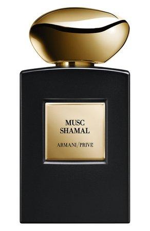 Парфюмерная вода Musc Shamal GIORGIO ARMANI для женщин — купить за 24580 руб. в интернет-магазине ЦУМ, арт. 3614272143128