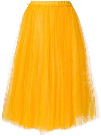 tutu-style full skirt