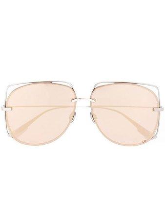 Dior Eyewear oversize frame sunglasses