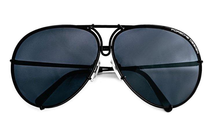 Porsche Design P8478 Titanium Sunglasses
