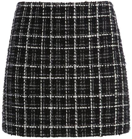 Elana Tweed Mini Skirt