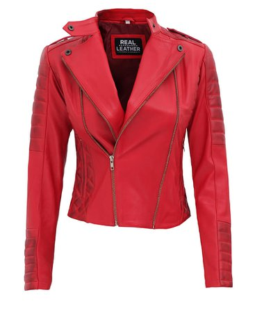 womens_red_leather_motorcycle_jacket.jpg (800×980)