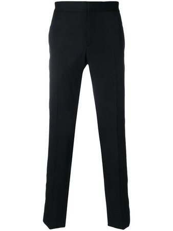 Saint Laurent Tuxedo Trousers - Farfetch