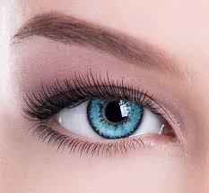 light blue contact lenses - Google Search