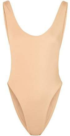 Marissa Open-back Swimsuit