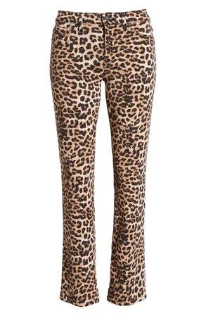 Hudson Ankle Straight Leg Jeans | Nordstrom