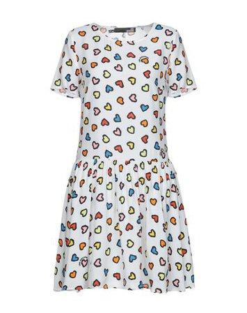 Love Moschino Short Dress - Women Love Moschino Short Dresses online on YOOX United States - 34892136HN