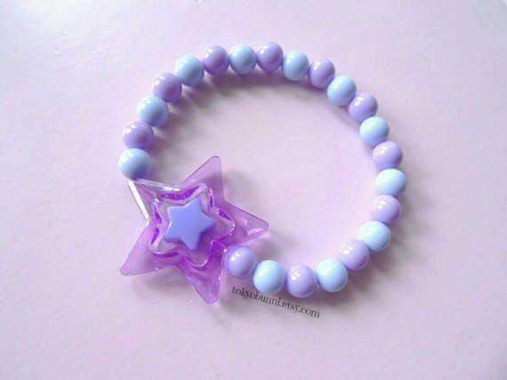Pastel Star Bracelet