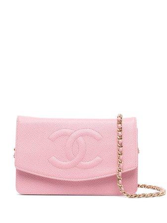 Chanel Pre-Owned CC Plånbok Från 2006 - Farfetch