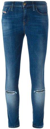 'Skinzee' skinny jeans