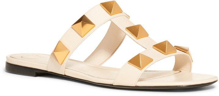 Roman Stud Slide Sandal