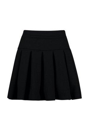 Pleated Tennis Skirt | Boohoo UK