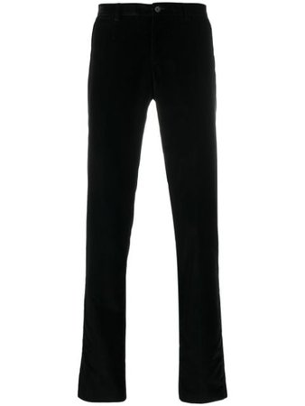 Dolce & Gabbana velvet skinny trousers - FARFETCH