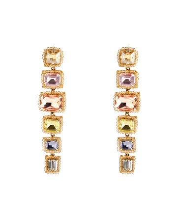 Deepa Gurnani | Bree Drop Earrings | INTERMIX®