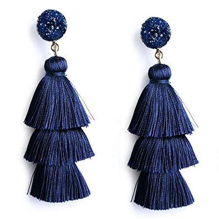 navy earring