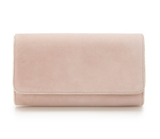 Buy Natasha Rose Pink Occasion Clutch Bag | Emmy London