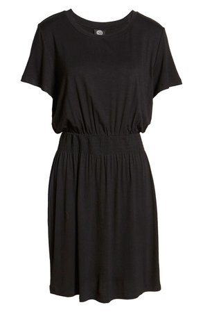 Bobeau Smocked Waist Dress | Nordstrom