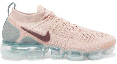 Air Vapormax 2 Flyknit Sneakers - Blush