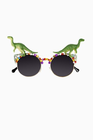 Sparkle Dino Sunglasses - Rockets of Awesome