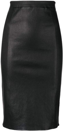 Arma fitted pencil skirt