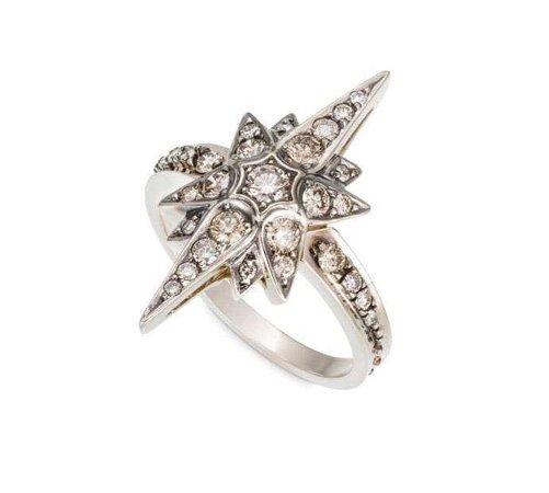 h stern star ring