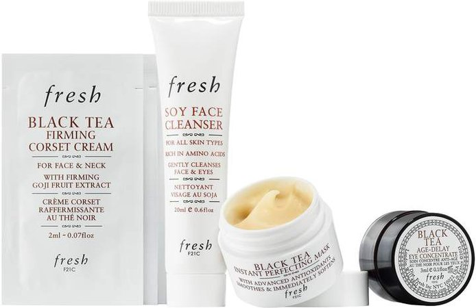 Age-Delay Beauty Must-Haves