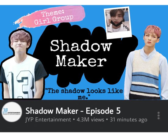 Shadow Maker Ep. 5