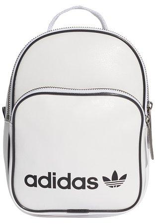 white adidas bag