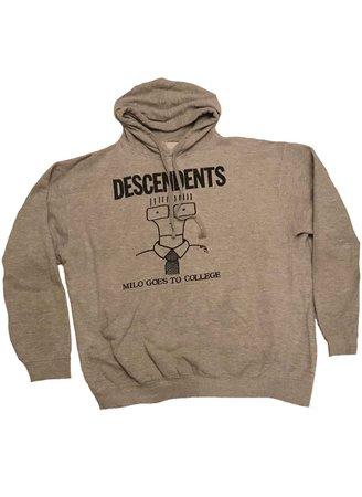 descendents hoodie