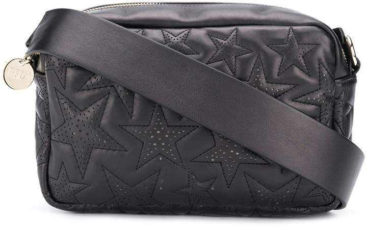 Star Quilted Crossbody Bag