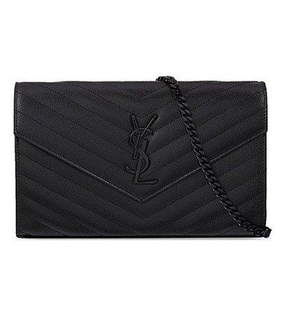 all black ysl bag - Google Search