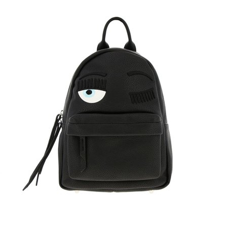 Chiara Ferragni Backpack Shoulder Bag Women Chiara Ferragni
