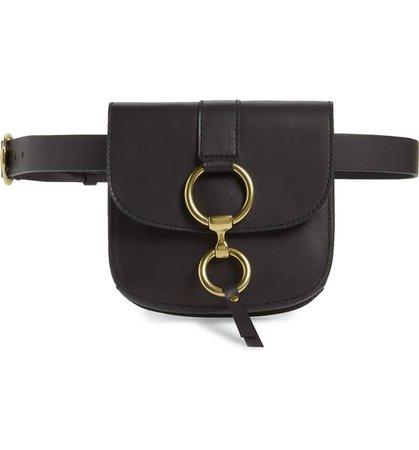 Frye Leather Belt Bag | Nordstrom