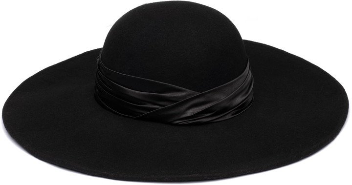 Lana Felted Wool Hat